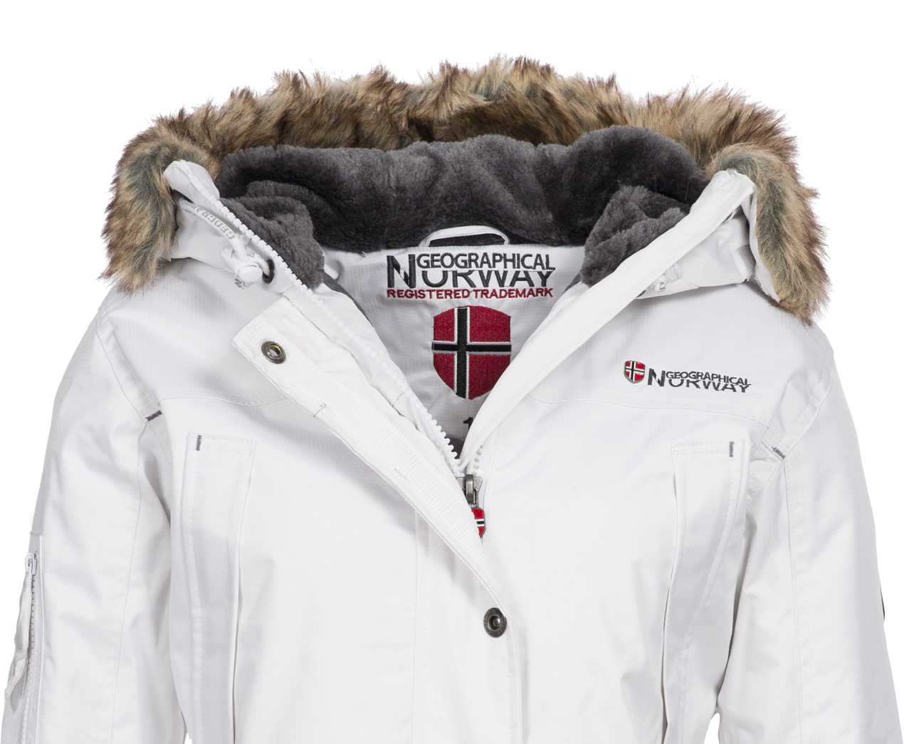 Winterjacke damen norwegen