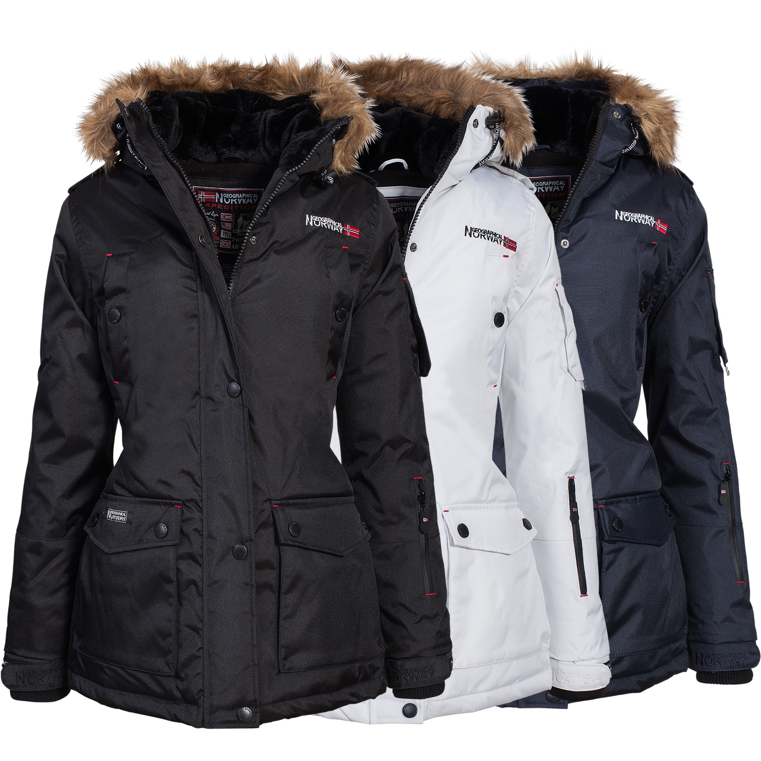 Outdoor winterjacken fur damen