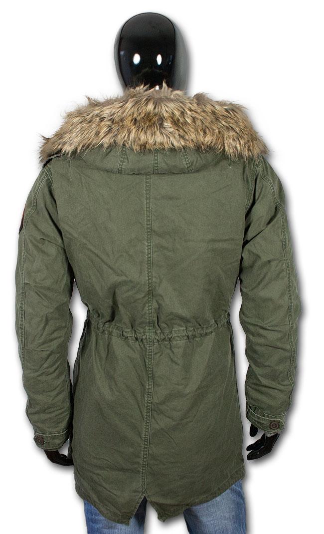 herren winter mantel jet lag rs9 winter parka jacke. Black Bedroom Furniture Sets. Home Design Ideas