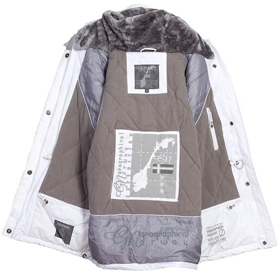 geographical norway alaska lady damen outdoor winterjacke. Black Bedroom Furniture Sets. Home Design Ideas