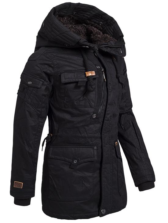 khujo rokko herren winterjacke wintermantel winter parka jacke mantel baumwolle ebay. Black Bedroom Furniture Sets. Home Design Ideas
