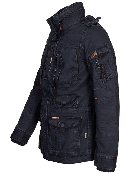 khujo tomboy mens winter jacket winter coat winter parka jacket coat ebay. Black Bedroom Furniture Sets. Home Design Ideas