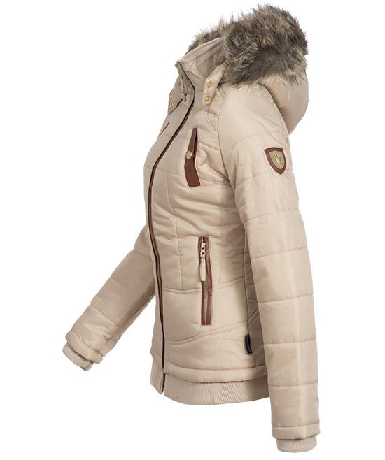 navahoo damen steppjacke jacke winterjacke winter mantel. Black Bedroom Furniture Sets. Home Design Ideas
