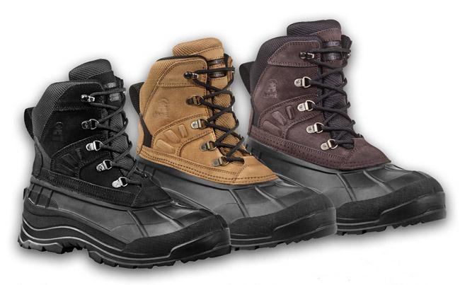 kamik fargo herren winterstiefel boots gr 42 48. Black Bedroom Furniture Sets. Home Design Ideas