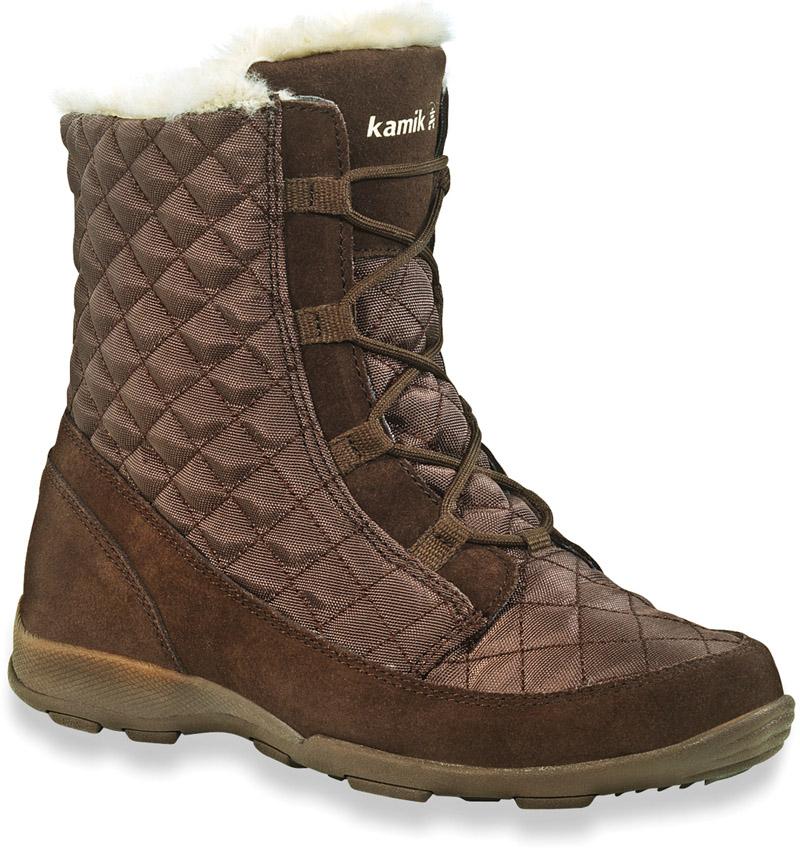 kamik damen winterstiefel winter stiefel boots. Black Bedroom Furniture Sets. Home Design Ideas