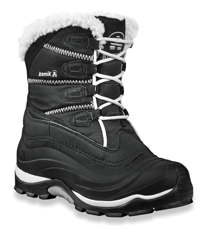 kamik damen winterstiefel winter stiefel boots basel 32c. Black Bedroom Furniture Sets. Home Design Ideas