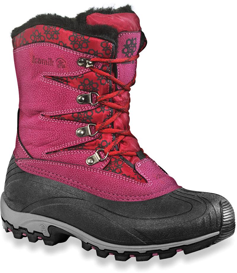 kamik damen winterstiefel winter stiefel boots sunapee. Black Bedroom Furniture Sets. Home Design Ideas