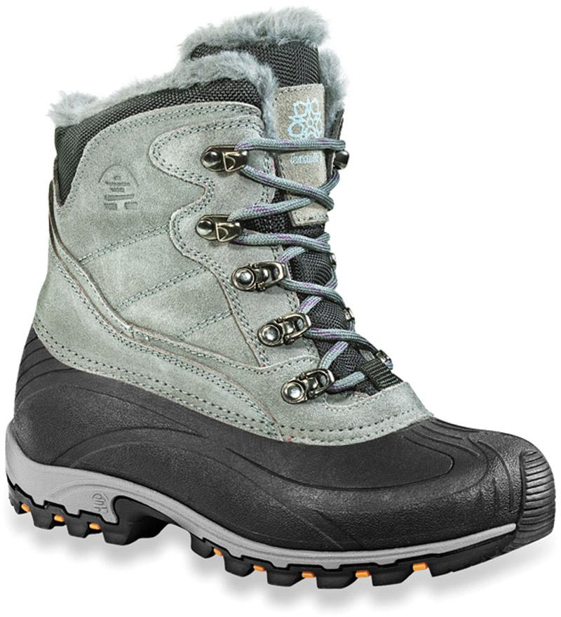 kamik damen winterstiefel winter stiefel boots whitetail. Black Bedroom Furniture Sets. Home Design Ideas