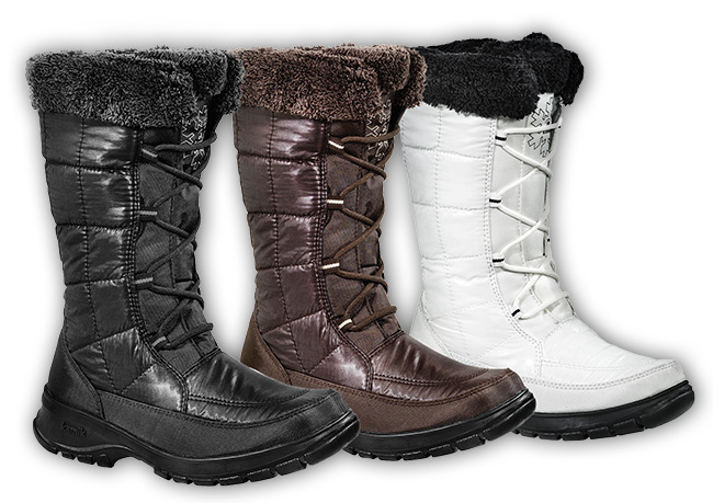 kamik damen winterstiefel boots wasserdicht winter stiefel. Black Bedroom Furniture Sets. Home Design Ideas