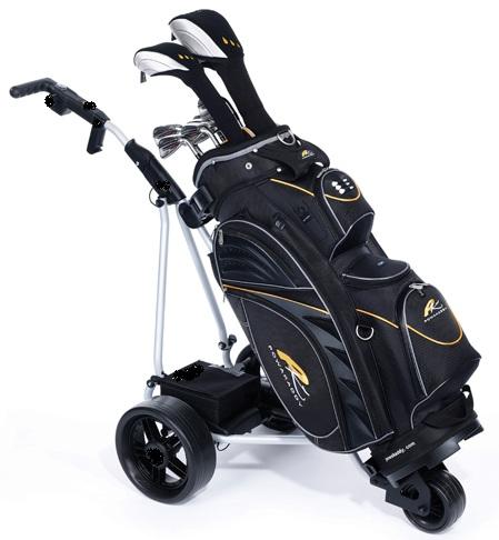 elektro golf trolley caddy golfwagen golftrolley neu ebay. Black Bedroom Furniture Sets. Home Design Ideas