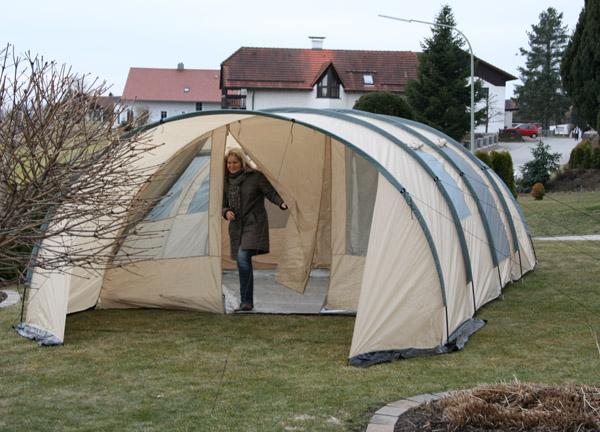 Zelt Ohne Fenster : Riesen familienzelt tunnelzelt zelt neu meter ebay